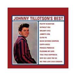 Musik: Best  von Johnny Tillotson