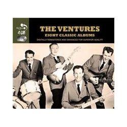 Musik: 8 Classic Albums  von The Ventures