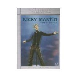 Musik: One Night Only  von Ricky Martin