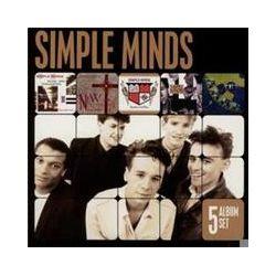 Musik: 5 Album Set  von Simple Minds