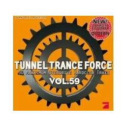 Musik: Tunnel Trance Force Vol.59