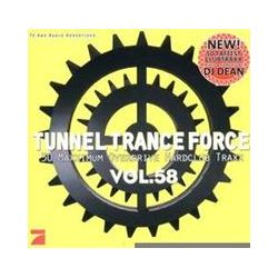 Musik: Tunnel Trance Force Vol.58