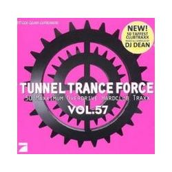 Musik: Tunnel Trance Force Vol.57
