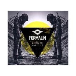 Musik: Wasteland Manifesto  von Formalin