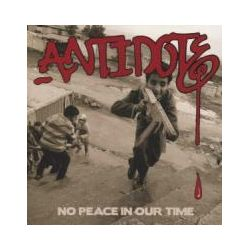 Musik: No Peace In Our Time  von Antidote