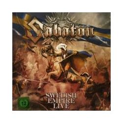 Musik: Swedish Empire Live  von Sabaton