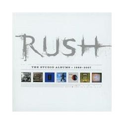 Musik: The Studio Albums 1989-2007  von Rush