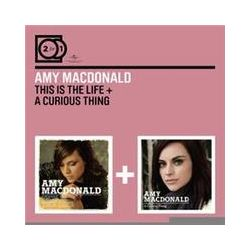 Musik: 2 For 1: This Is The Life/A Curious Thing  von Amy Macdonald
