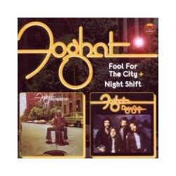 Musik: Fool For The City+Night Shift  von Foghat