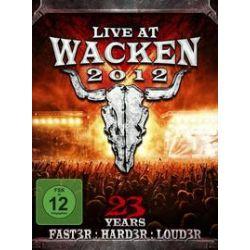 Musik: Live At Wacken 2012-23 Years(Faster:Harder:Louder)