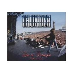 Musik: Live At Donington 1990 & 1992  von Thunder