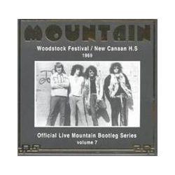 Musik: Woodstock Festival/New Canaan 1969  von Mountain