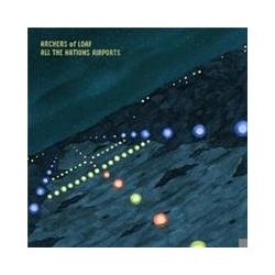 Musik: All The Nations Airports (Deluxe Ed  von Archers Of Loaf