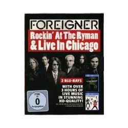 Musik: Rockin At The Ryman/Live In Chicago (Boxset)  von Foreigner