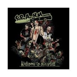 Musik: Welcome To Our Hell  von Sir Psyko & His Monsters