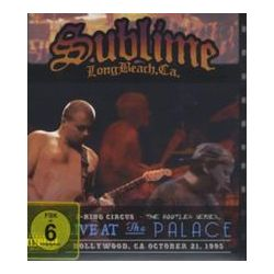 Musik: 3 Ring Circus-At The Hollywood Palace (CD/DVD)  von Sublime