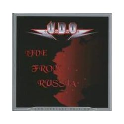 Musik: Live From Russia (Re-Release)  von U.D.O.