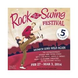 Musik: Rock That Swing-Festival Compilation