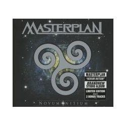 Musik: Novum Initium (Ltd.Digipak)  von Masterplan