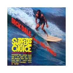 Musik: Surfers Choice  von Del Dale Dick & Tones