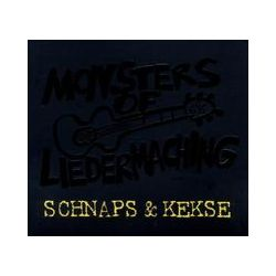 Musik: Schnaps & Kekse  von Monsters Of Liedermaching