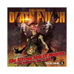 Musik: The Wrong Side Of Heaven And The Righteous Side Of  von Five Finger Death Punch