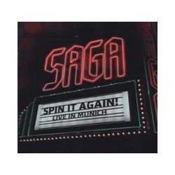 Musik: Spin It Again-Live In Munich  von Saga