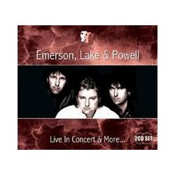 Musik: Live In Concert And More  von Lake & Powell Emerson