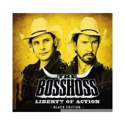 Musik: Liberty Of Action (Black Edition)  von The Bosshoss