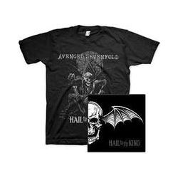 Musik: Hail To The King+T-Shirt S  von Avenged Sevenfold