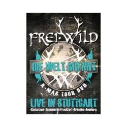 Musik: Die Welt Brennt - Live in Stuttgart  von Freiwild