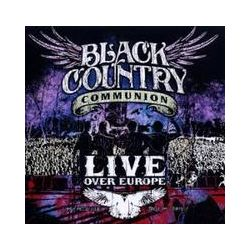 Musik: Live Over Europe  von Black Country Communion