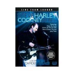 Musik: Live From London  von Steve & Cockney Rebel Harley