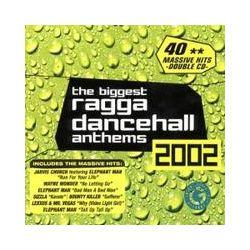 Musik: Biggest Ragga Dancehall Anthems 2002