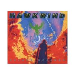 Musik: Palace Springs (Exp.& Rem.2CD Edition)  von Hawkwind