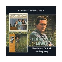 Musik: Return Of Rock/Soul My Way  von Jerry Lee Lewis