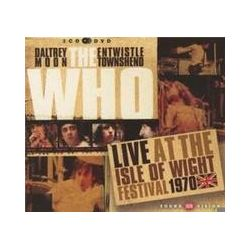 Musik: Live At The Isle Of Wight 1970 (2CD+DVD)  von The Who