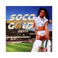 Musik: Soca Gold 2011 (CD+DVD Package)