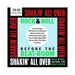 Musik: Shakin All Over-Rock & Roll Before the Beat-Boom  von Richard, Steele, Mills, Bennett