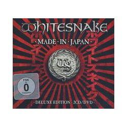 Musik: Made In Japan (2CD+DVD Deluxe Edition)  von Whitesnake