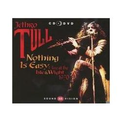 Musik: Nothing Is Easy-Isle Of Wight 1970 (CD+DVD)  von Jethro Tull