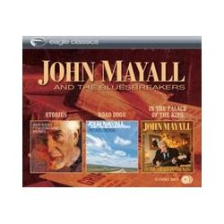 Musik: Stories/Road Dogs/In The Palace Of The King  von John & The Bluesbreakers Mayall