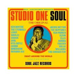 Musik: Studio One Soul  von Soul Jazz Records Presents