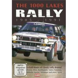 Musik: 1000 Lakes Rally 1985-1991