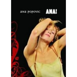 Musik: Ana Popovic - ANA!  von Ana Popovic