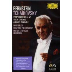 Musik: Bernstein/Tschaikowsky  von Leonard Bernstein, Belkin, NYPO, BSO