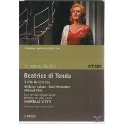 Musik: Beatrice Di Tenda  von Orchester der Oper Zürich, Viotti, Edita Gruberova (Sopran), Volle, Edita Gruberova, Michael Volle, Stefania Kaluza (Mezzosopran), Ral Hernández