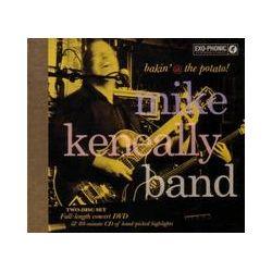 Musik: Bakin' @ The Potato ! (+CD)  von Mike Band Keneally