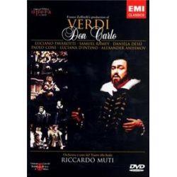 Musik: Don Carlos  von Muti, Orchestra e. Coro del Teatro alla Scala di Milano, Pavarotti, Ramey, Coni, Luciano Pavarotti