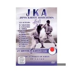 Musik: 21 Shotokan Kata  von JKA Japan Karate Association